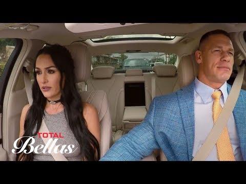 Nikki Bella's uncomfortable conversation with John Cena: Total Bellas Preview Clip, Sept. 27, 2017