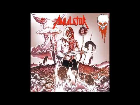 Anialator -- 1990 Unreleased EP + 1987 Demo Sessions
