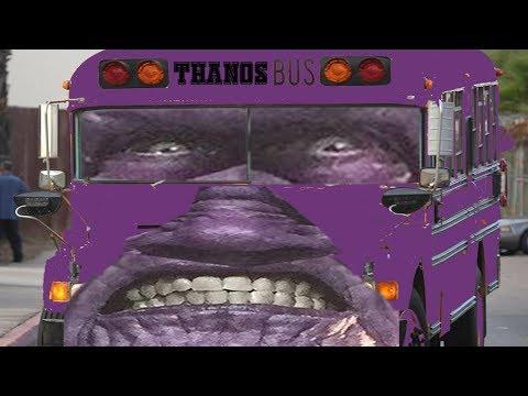 Cursed Thanos