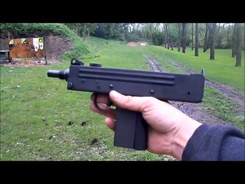Cobray M11 TEST FIRE