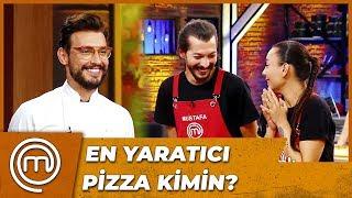 En İyi Pizzayı Yaparak Danilo Şef'ten Hediye Kazandı   MasterChef Türkiye 28.Bölüm