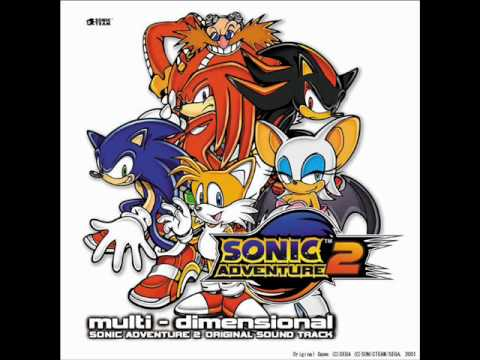 Keys The Ruin by Jun Senoue - Pyramid Cave Theme from Sonic Adventure 2