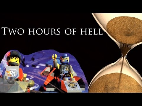 Two Hours of Hell: Lego Racers