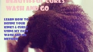 vuclip Easy Wash & Go for Type 4 Hair
