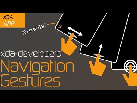 Navigation Gestures - Swipe Gesture Controls! - Apps on