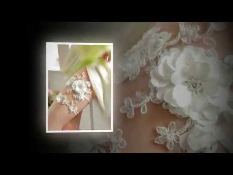 Wedding: bridal lingerie