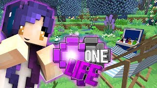RECOVERING FROM THE DANGER HOUSE | Ep. 21 | One Life Minecraft SMP