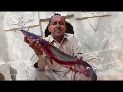 Grilled Fish Recipe | Grilled Fish Village Style by Mubashir Saddique | Village Food Secrets