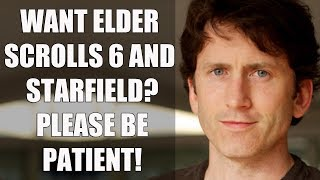 BE PATIENT FOR ELDER SCROLLS 6, SEKIRO WILL BE HARDER, NEXT XBOX INCOMING BEFORE PS5?