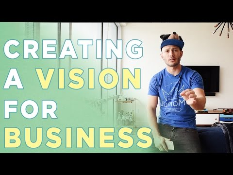 How To Grow Your Business By Creating A Vision of Success