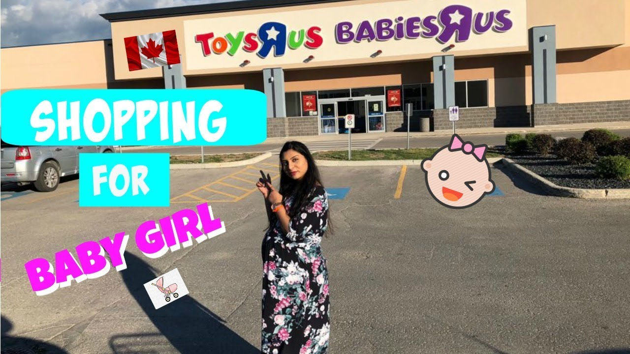 Baby Shopping in Canada  Where to Buy Baby products in ...