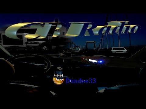 Cibi   CB Radio scanning QSO AM Routier   CRT SS6900N