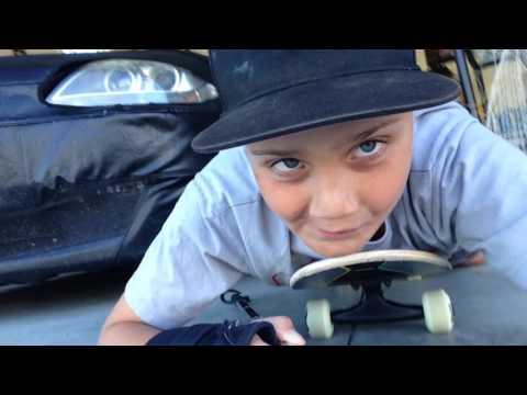 Skateboard box video 1