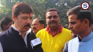 Social Shakti News Interview with Dhananjay SIngh (Jaunpur)