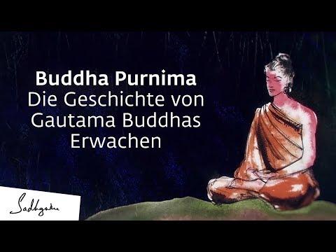 Buddha Purnima - Die Geschichte von Gautama Buddhas Erwachen