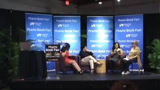 Presentación de Vestier y otras miserias en la Miami Book Fair International 2015