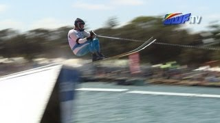 Iwwf Ski Jump Finals - Western Australia - Action Sports Games 2013