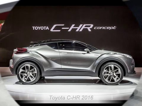 Toyota Chr Exterior And Interior Youtube