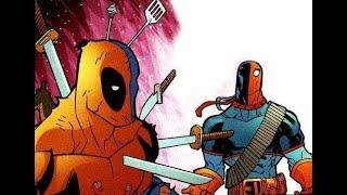 Deadpool vs. Deathstroke - Full Analysis