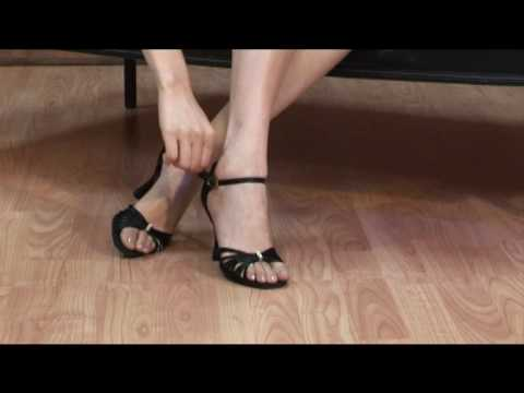 Ladies Dance Tips how do I know if the shoe fits?