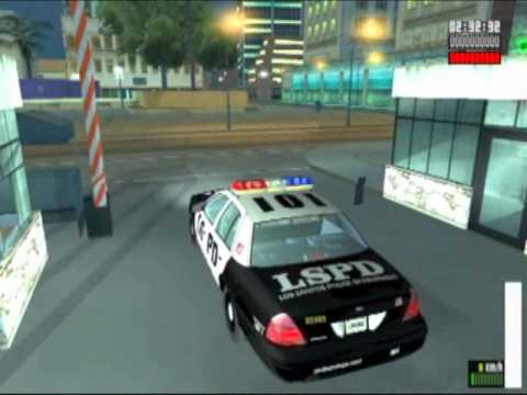 GTA SA - Mod Ford Crown Victoria LSPD 2.0 By F.Angio.