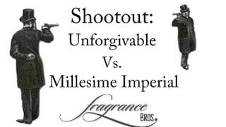 Shootout: Creed Millesime Imperial vs. Sean John Unforgivable
