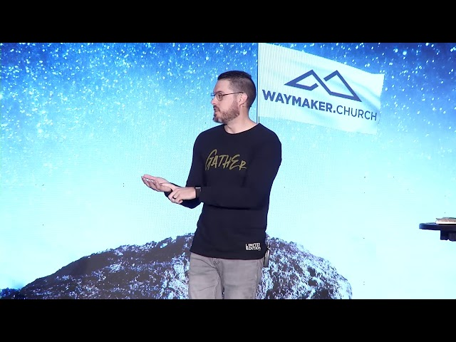 We Are Waymaker.Church: Making a Way for the Future Church | Brett Clubb