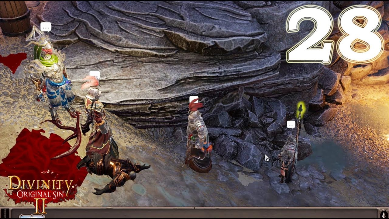 Divinity Original Sin 2 - Shadow over Driftwood Part 4 - Gameplay  Walkthrough Part 28 No Commentary
