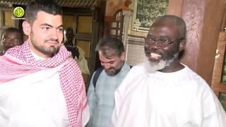 """""""La Voie de la Charité"""" une ONG turque en visite à la Direction Générale de Hizbut-Tarqiyyah"""