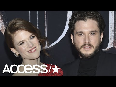 Rose Leslie Spotted At Music Festival Amid Husband Kit Harington's Rehab Treatment | Access