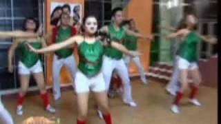 Waka Waka He he, Samina mina Zangalewa SHAKIRA EGO DANCE!
