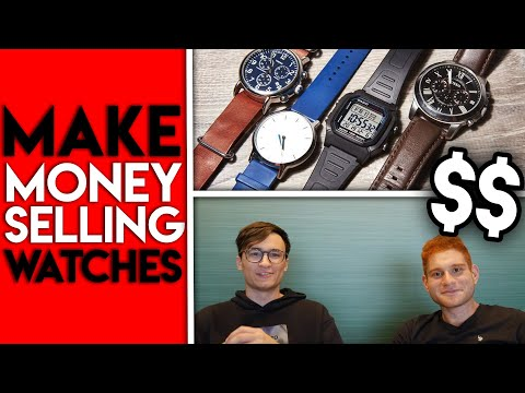How To Make Money Selling Watches Online In 2020   Selling Luxury Watches