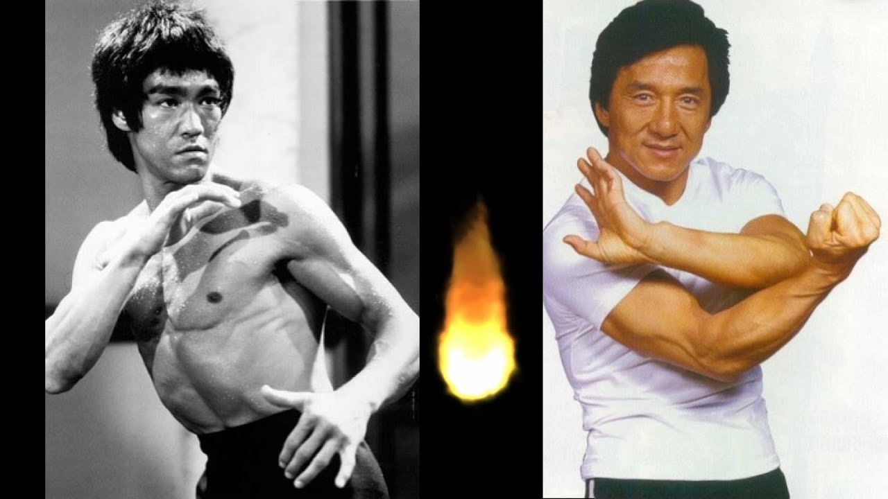 bruce lee vs jackie chan who would win dream fights