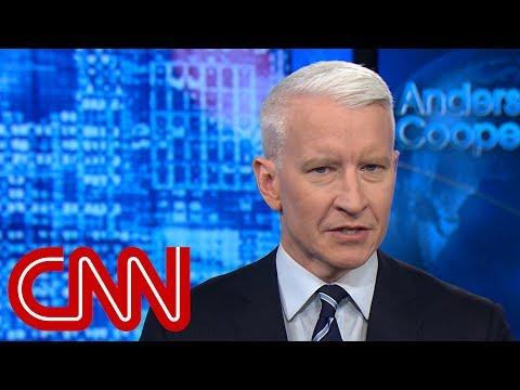 Anderson Cooper analyzes Trump