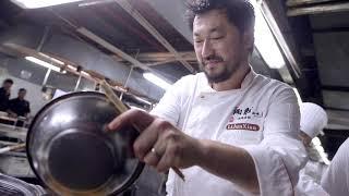 L'assiette chinoise de Pierre Sang