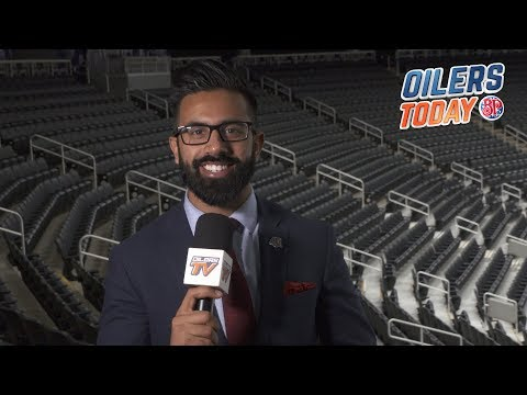 OILERS TODAY | Pre-Game vs WPG
