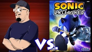 Johnny vs. Sonic Unleashed