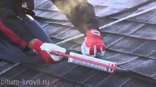 видео Битумная черепица Iko (Ико Бельгия) -