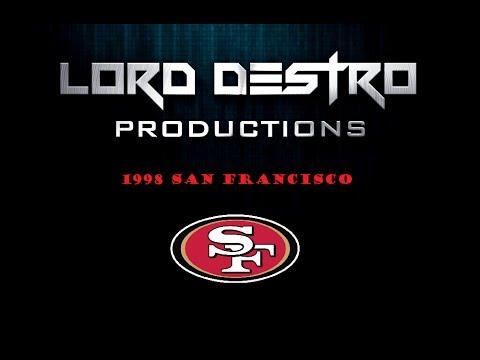 1998 San Francisco 49ers / All-Pro Football 2K8
