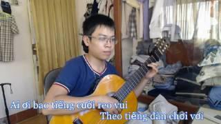 Được Tin Em Lấy Chồng - Sáng tác : Châu Kỳ - [Bolero - Guitar Instrumental]