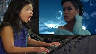 "Angelica Hale AND Rihanna -""Diamonds"""
