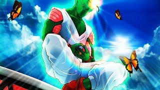 Piccolo Surpasses Goku After Dragon Ball GT