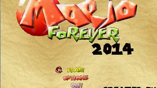 Mario Forever 2014 PC Walkthrough [HD]