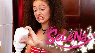 Kıvılcım bu kez de Selin'in şampuanına tutkal katıyor