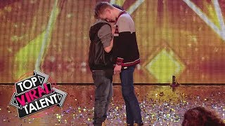He Was Bullied... Now He Gets Simon's BUZZER! MOST VIEWED VIDEO EVER?