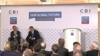Our Global Future: A perspective on the EU from Tony Blair, former UK Prime Minister