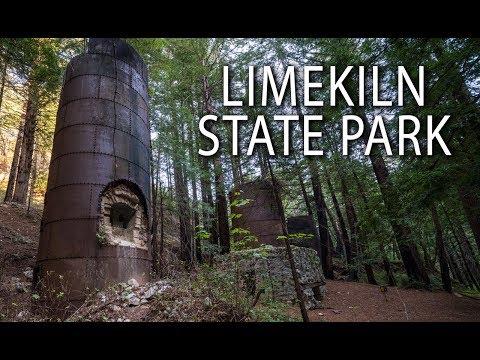 Limekiln State Park: Historic Kilns & a Waterfall in Big Sur