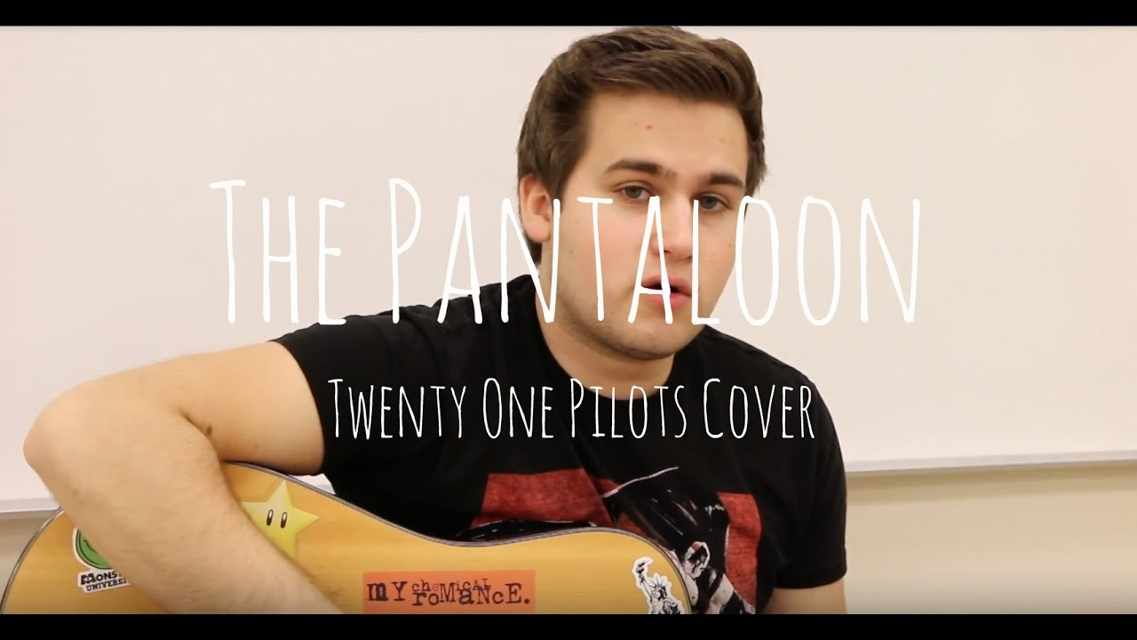 The Pantaloon - Twenty One Pilots Cover | Anthony Amorim - Hey guys! Here is my cover of The Pantaloon by Twenty One Pilots! This is one of my favorite TØP songs so I hope you guys really enjoy it!