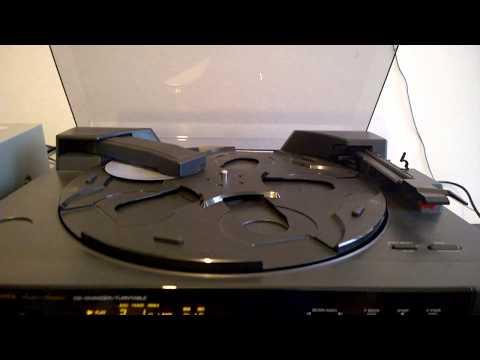 Fisher DAC 9025/ Gramo + CD Player