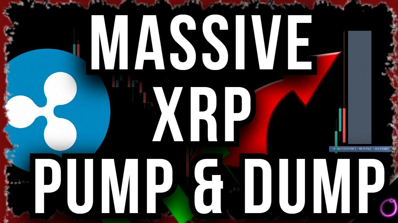 The SCARY truth about the MASSIVE XRP pump and dump
